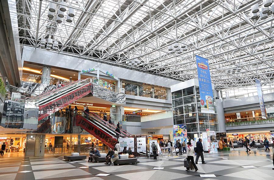 札幌市中心 ⇔ 新千歲機場