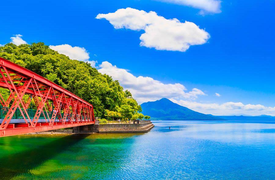 支笏湖‧惠庭一日觀光